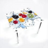 Стол обеденный Квадратный Berry Mix