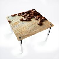 Стол обеденный Квадратный  Coffee