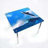 Стол обеденный Квадратный  Dolphin