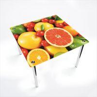 Стол обеденный Квадратный  Fruit