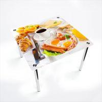 Стол обеденный Квадратный  Nice breakfast