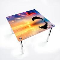 Стол обеденный Квадратный  Ocean