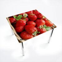 Стол обеденный Квадратный  Strawberry