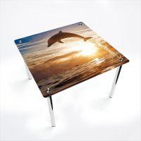 Стол обеденный Квадратный  Sunset