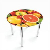 Стол обеденный Круглый Fruit