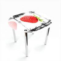 Стол обеденный Круглый Ice berry