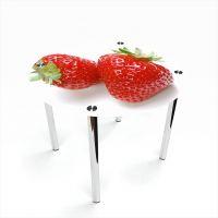 Стол обеденный Круглый Red berry
