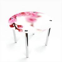 Стол обеденный Круглый Sakura