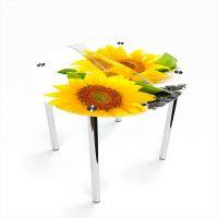 Стол обеденный Круглый Sunflower