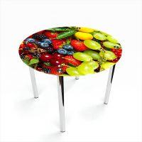 Стол обеденный Круглый Wood berry