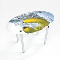 Стол обеденный Овальный Banana