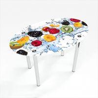 Стол обеденный Овальный Berry Mix