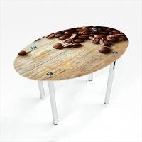 Стол обеденный Овальный Coffee