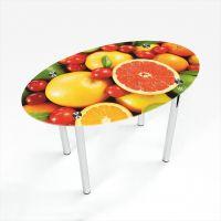 Стол обеденный Овальный Fruit