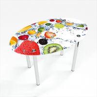 Стол обеденный Овальный Fruit Shake