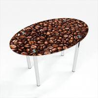 Стол обеденный Овальный Morning aroma