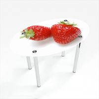 Стол обеденный Овальный Red berry