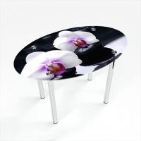 Стол обеденный Овальный Relax