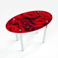 Стол обеденный Овальный Rose