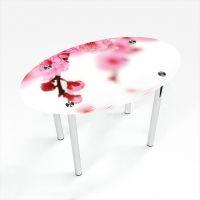 Стол обеденный Овальный Sakura