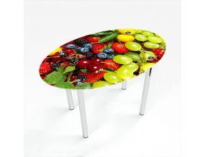 Стол обеденный Овальный Wood berry
