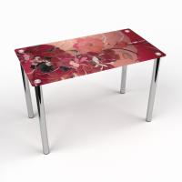 Стол обеденный Прямоугольный Fiori rossi