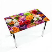 Стол обеденный Прямоугольный Flowers