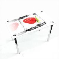 Стол обеденный Прямоугольный Ice berry