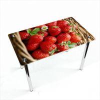 Стол обеденный Прямоугольный Strawberry