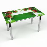 Стол обеденный Прямоугольный с полкой Bacche verdi