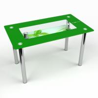 Стол обеденный Прямоугольный с полкой Verde