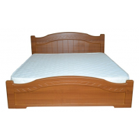 Двуспальная кровать Доминика 160*200 с пружинным подъёмным м-м