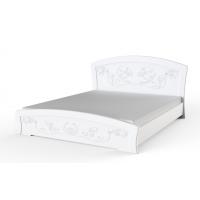 Двуспальная кровать Эмилия 160*200 с ящиками