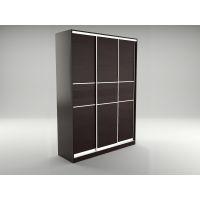 Шкаф купе 3 двери Соломия 210х240х60 см