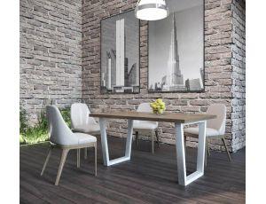 Обеденный стол Бинго Металл-Дизайн
