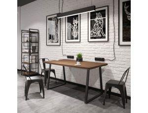 Обеденный стол Бинго Оверлайт Металл-Дизайн