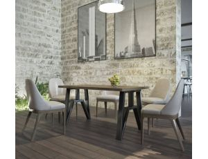 Обеденный стол Прайм Металл-Дизайн