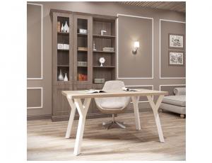 Обеденный стол Уно 4 ноги Металл-Дизайн