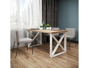 Обеденный стол Люксор Металл-Дизайн