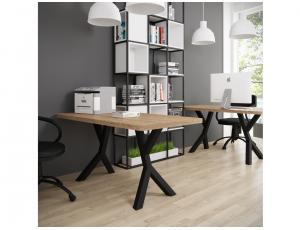 Обеденный стол Брайт Металл-Дизайн