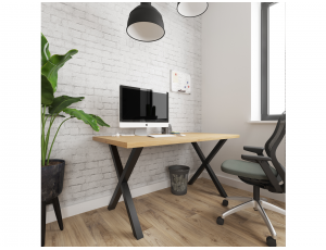 Обеденный стол Тайм Металл-Дизайн