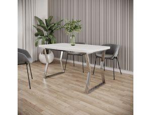 Обеденный стол БЕРН розкладной Металл-Дизайн