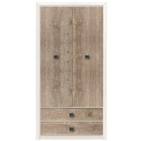 Шкаф для одежды 2-дверный Коен ІІ SZF2D2S БРВ-Украина