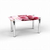 Стол обеденный Бочка Pink Roses