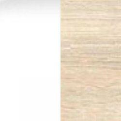Глянец белый|Дуб Сан Марино