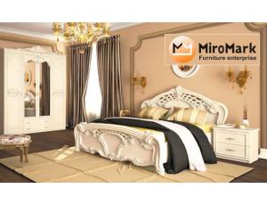 Спальня «Олимпия» 4Д | Радика беж