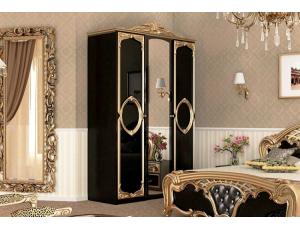 Спальня «Реджина Чорна 3Д»