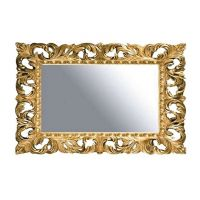 Зеркало «Пиония» 120х100 см