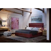 """Двуспальная кровать """"Шоко"""" с подъемным механизмом 160*200"""