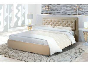 """Двоспальне ліжко """"Аполлон"""" без підйомного механізму 160*200"""